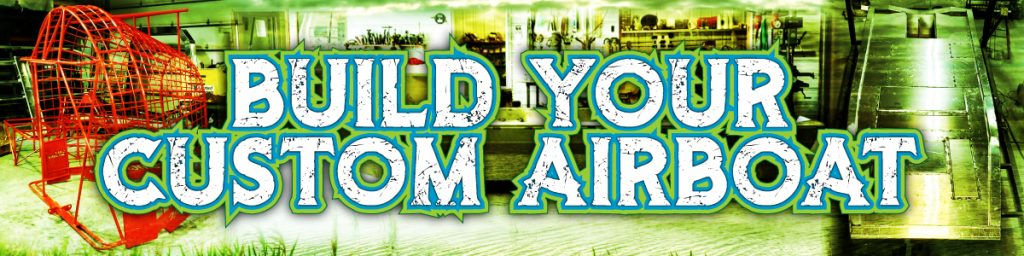 Gale Marine Build Your Custom Airboats Logo